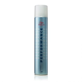 Fixativ de par fixare puternica Wella Professionals Performance 500 ml