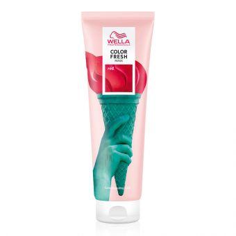 Masca coloranta Wella Color Fresh Pearl Red 150 ml