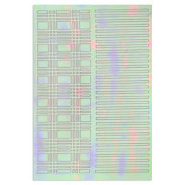 Abtibild holografic #07