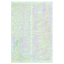 Abtibild holografic #09