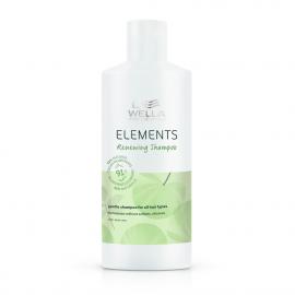 Sampon Wella Professionals Elements, regenerator fara sulfati 1000 ml