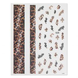 Abtibild animal print 528