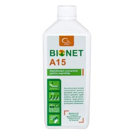Dezinfectant pentru suprafete Bionet A15