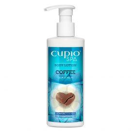 Crema de corp organica Cupio SPA - Cafea 250ml