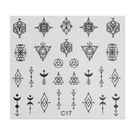 Tatuaj unghii C17