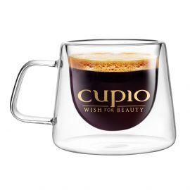 Cana de cafea cu pereti dubli Cupio 150ml