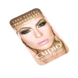 Card de programare Make-Up Set 20