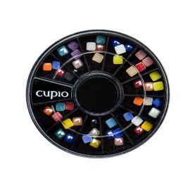 Carusel mini patrate colorate