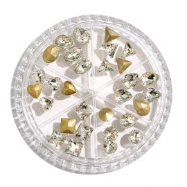 Carusel cristale maxi Crystal Clear