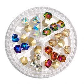 Carusel cristale maxi Mix Colours