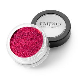 Pigment de unghii Cat Eye Purplish Red