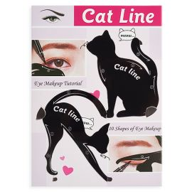 Sabloane machiaj pentru Cat Line