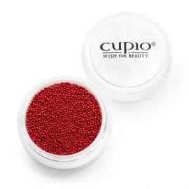 Caviar unghii rosu