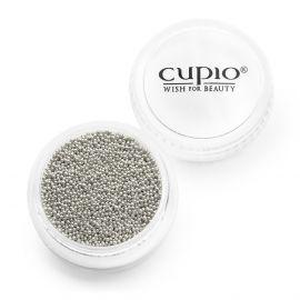 Caviar unghii argintiu