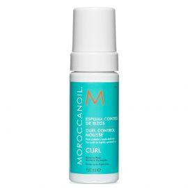 Spuma Moroccanoil Curl Control pentru bucle 150ml