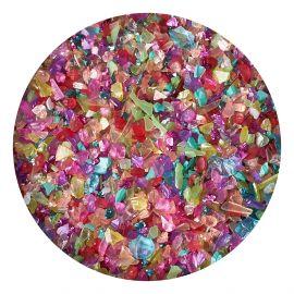 Ornamente scoici multicolore