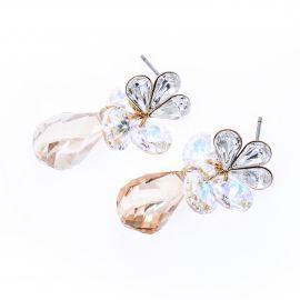 Cercei Swarovski Elements Shiny Diamond