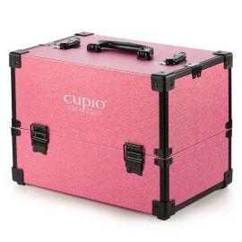 Geanta cosmetica metalizata - Pink