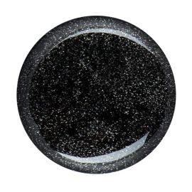 Glitter Gel Cupio Black Silver