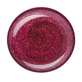 Glitter Gel Cupio Sugar Red
