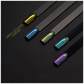 Pigment holo unicorn - Green Goldish Aurora