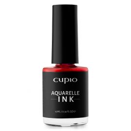 Acuarela lichida Aquarelle INK Cupio - Red
