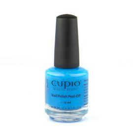 Latex lichid pentru cuticule - Albastru