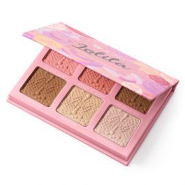 Paleta iluminator, blush, contur Muah Lolita