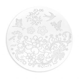 Matrita stampila JQ06