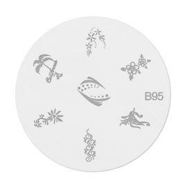 Matrita stampila B95