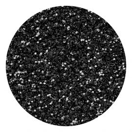 Glitter buze Miss Diamond Lips - Black