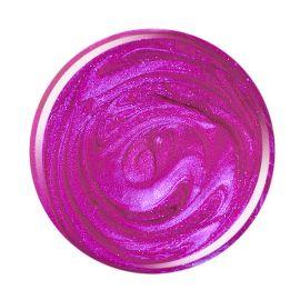 Gel Design Spider Metallic Pink