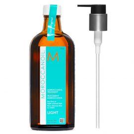 Tratament Moroccanoil Light pentru par blond sau fin 200ml