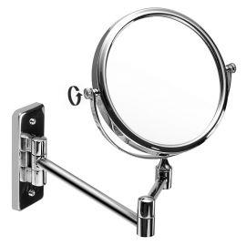 Oglinda de perete cu suport reglabil