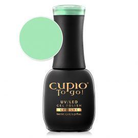 Oja semipermanenta Cupio To Go! Aether Green 15ml
