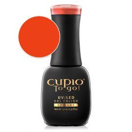 Oja semipermanenta Cupio To Go! Chilli Red 15ml