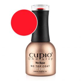Gel Lac Cupio One Step Easy Off - Coral Red
