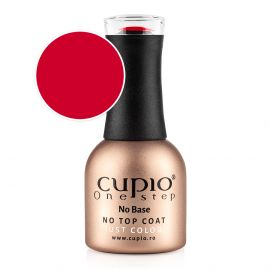 Gel Lac Cupio One Step Easy Off - Intense Red