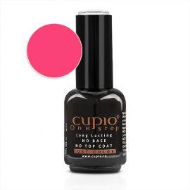 Gel Lac 3 in 1 Cupio One Step Barbie 15ml - R046