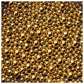 Perlute de diferite marimi - aurii
