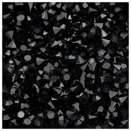 Cristale de unghii negre