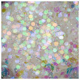 Paiete hexa effect Green