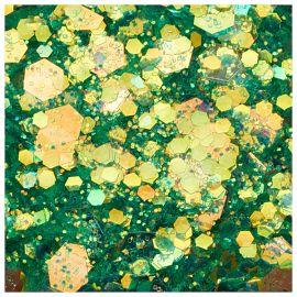 Paiete holo hexa green