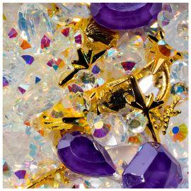 Cristale unghii mix box 1