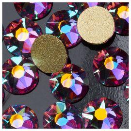 Decor unghii cristale maxi - Mov