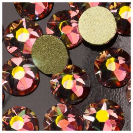 Decor unghii cristale maxi - rose gold
