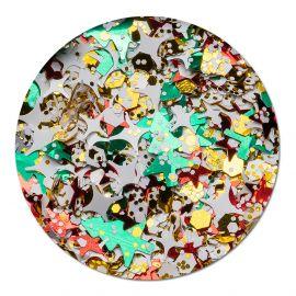 Decor multicolor Craciun #03