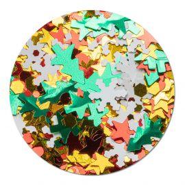 Decor multicolor Craciun #05