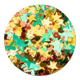 Decor multicolor Craciun #06