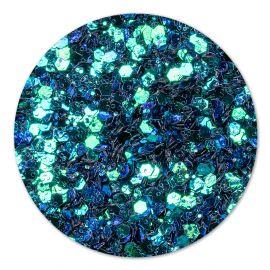 Paiete chameleon glitter Turquoise Green
